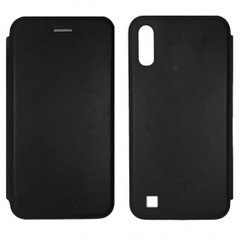 Чехол-книжка Level for Samsung M10 (SM-M105FZ) Black