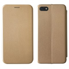 Чехол-книжка Level for Huawei Y5 2018 Gold