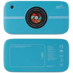 Power Bank Remax Camera Wireless 10 000 mAh RPP-91 (Беспроводной) Blue