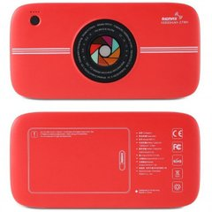 Power Bank Remax Camera Wireless 10 000 mAh RPP-91 (Беспроводной) Red