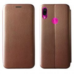 Чехол-книжка Level for Xiaomi Redmi Note 7 Rose Gold