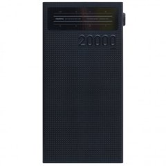 Power Bank Remax Radio Series 20 000 mAh RPP-102 Black